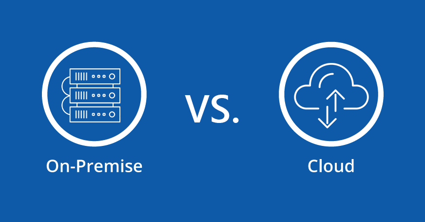 the definitive guide cloud vs on-premise